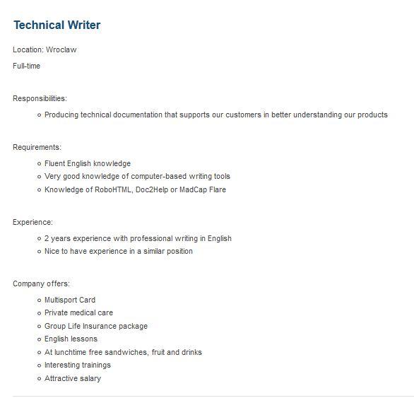 cpljobsofertatechnicalwriter
