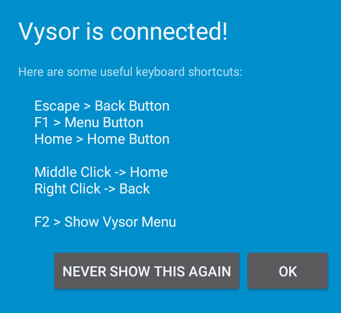 vysor_connected