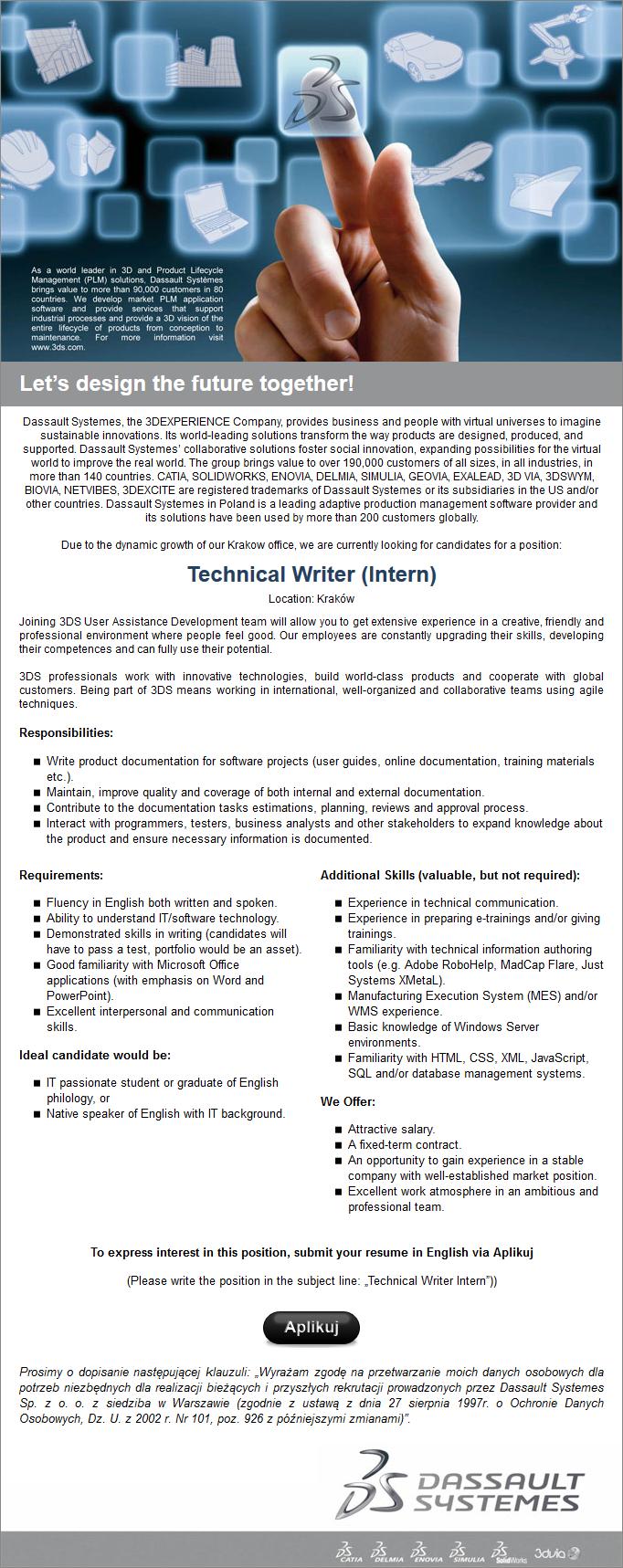 tech_writer_intern_3ds