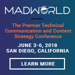 MadWorld 2018 San Diego conference logo