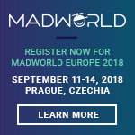 MadWorld 2018 Prague conference logo