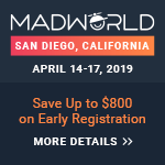 MadWorld San Diego 2019 logo