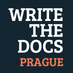 Write the Docs Prague conference logo