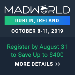 MadWorld Europe 2019 logo